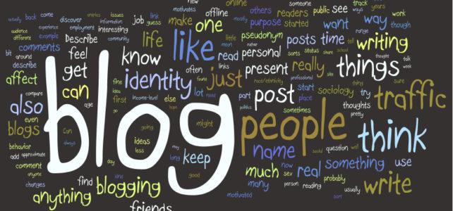 Por que criar um blog?